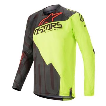 Picture of ALPINESTARS TECHSTAR FACTORY JERSEY