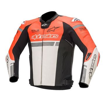Picture of ALPINESTARS MISSILE IGNITION JACKET
