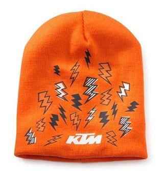 KTM KIDS RADICAL BEANIE ORANGE
