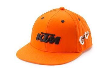 KTM KIDS RADICAL CAP ORANGE