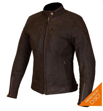 Merlin Mia Jacket Brown