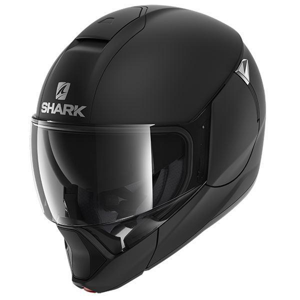 Picture of SHARK EVOJET BLANK - MATT BLACK