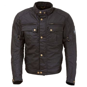 Picture of MERLIN PERTON TEXTILE JACKET - 2 COLOURS