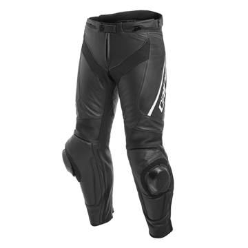 Picture of DAINESE DELTA 3 SHORT LEATHER TROUSERS