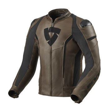 Picture of REV'IT! GLIDE VINTAGE LEATHER JACKET