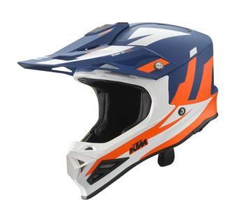 KTM Kids Offroad Helmet Dynamic-FX