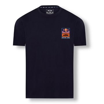 Picture of KTM RED BULL BACKPRINT T-SHIRT - 4 COLOURS