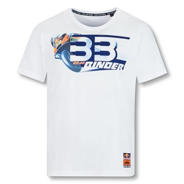 Picture of KTM RED BULL BRAD BINDER T-SHIRT