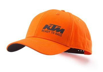 Picture of KTM ORANGE RACING CAP