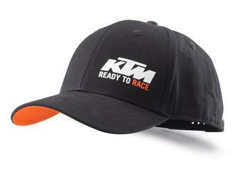 Picture of KTM BLACK RACING CAP