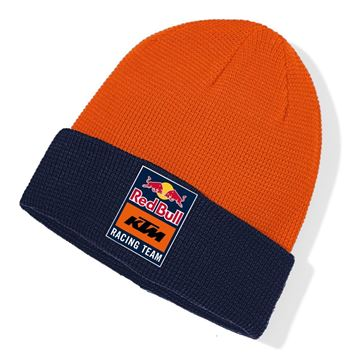 Picture of KTM RED BULL FLETCH REVERSIBLE BEANIE