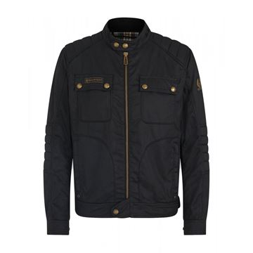 Picture of BELSTAFF ROBERTS 2.0 WAXED JACKET