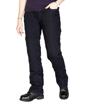 MERLIN WOMENS MERE M/LAYER JEANS SHORT