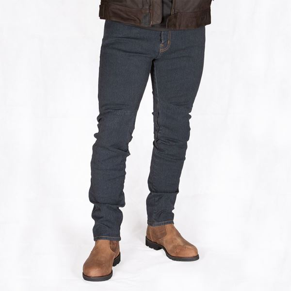 Picture of MERLIN CHILTON SHORT KEVLAR® RIDING JEANS