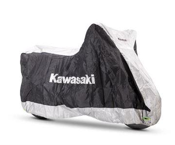 Kawasaki Outdoor Cover Extra Large + Topcase